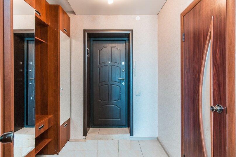 1-комн. квартира, 45 кв.м. на 3 человека, улица Крупской, 93, Барнаул - Фотография 10