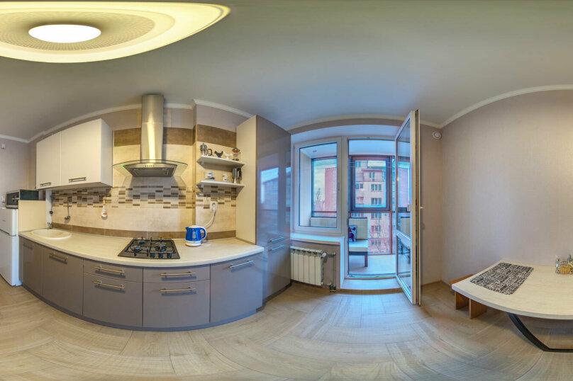 1-комн. квартира, 40 кв.м. на 2 человека, Малый переулок, 3, Калининград - Фотография 3