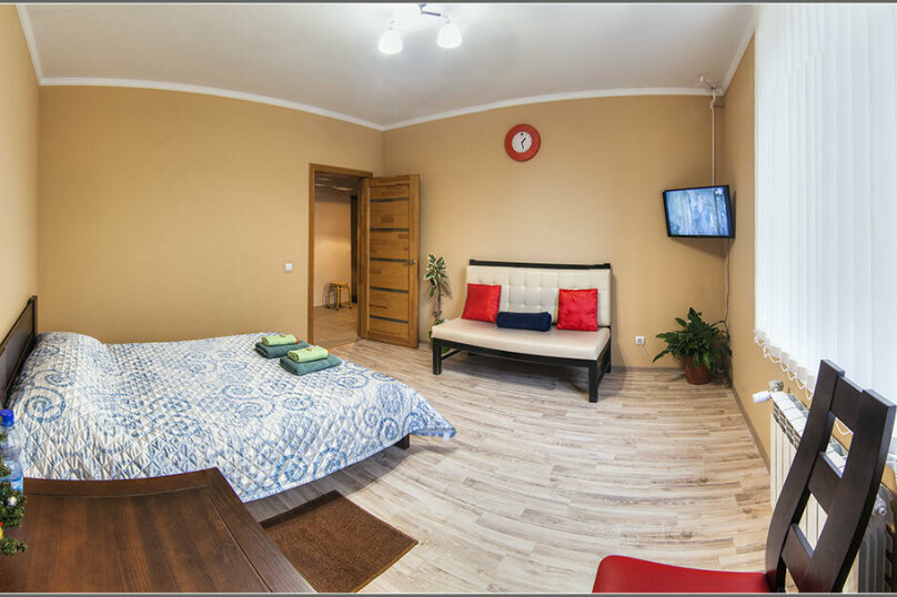 1-комн. квартира, 40 кв.м. на 2 человека, Малый переулок, 3, Калининград - Фотография 1
