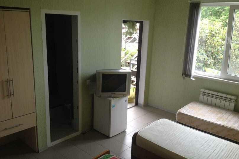Комната с удобствами, Народная, 10, Адлер - Фотография 1