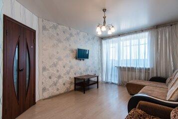 1-комн. квартира, 45 кв.м. на 3 человека, улица Крупской, 93, Барнаул - Фотография 4