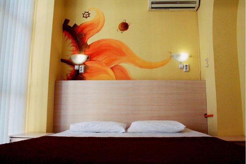 Бюджетный двухместный номер с 1 кроватью и общей ванной комнатой, Северная улица, 324Г, Краснодар - Фотография 2