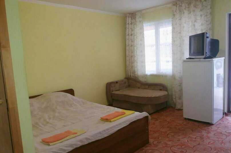 Комфорт  3-х местный, с двуспальной кроватью и диваном., Рыбзаводская, 42а, Пицунда - Фотография 1