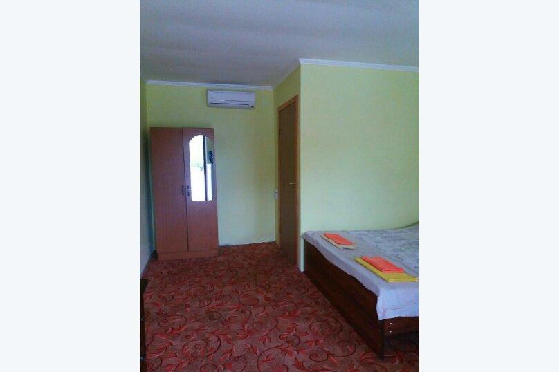 Комфорт  3-х местный, с двуспальной кроватью и диваном., Рыбзаводская, 42а, Пицунда - Фотография 3