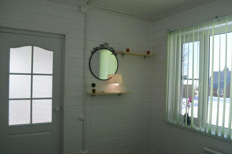 Дом, 40 кв.м. на 4 человека, 2 спальни, Шапнаволок, Солнечная, 1, Петрозаводск - Фотография 2