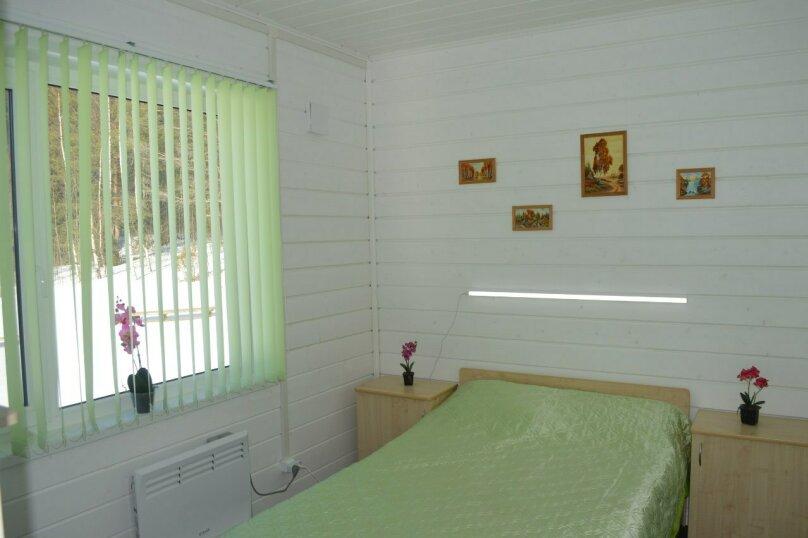Дом, 40 кв.м. на 4 человека, 2 спальни, Шапнаволок, Солнечная, 1, Петрозаводск - Фотография 3