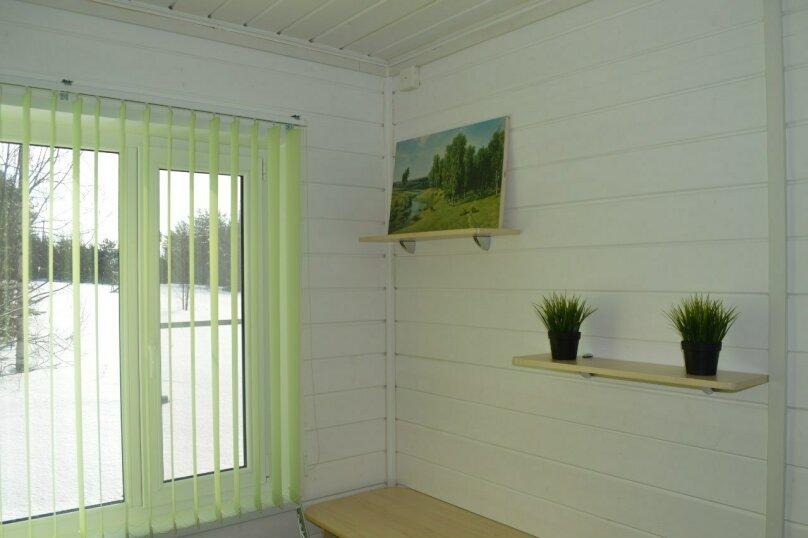 Дом, 40 кв.м. на 4 человека, 2 спальни, Шапнаволок, Солнечная, 1, Петрозаводск - Фотография 5