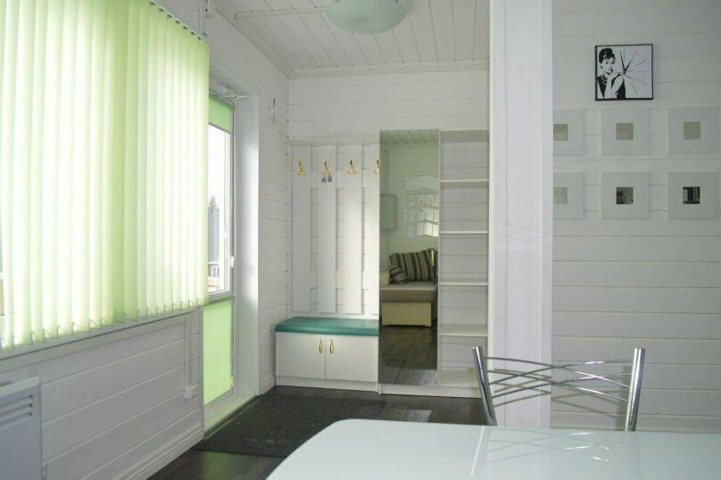 Дом, 40 кв.м. на 4 человека, 2 спальни, Шапнаволок, Солнечная, 1, Петрозаводск - Фотография 8