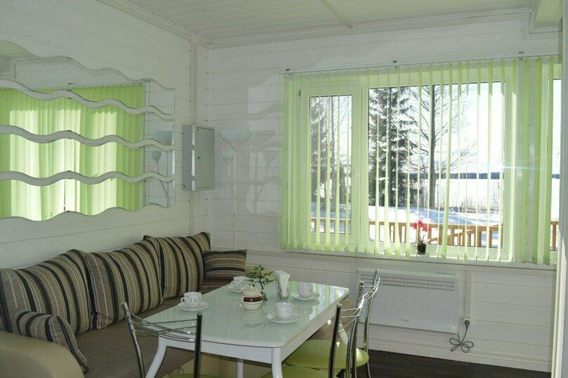 Дом, 40 кв.м. на 4 человека, 2 спальни, Шапнаволок, Солнечная, 1, Петрозаводск - Фотография 10
