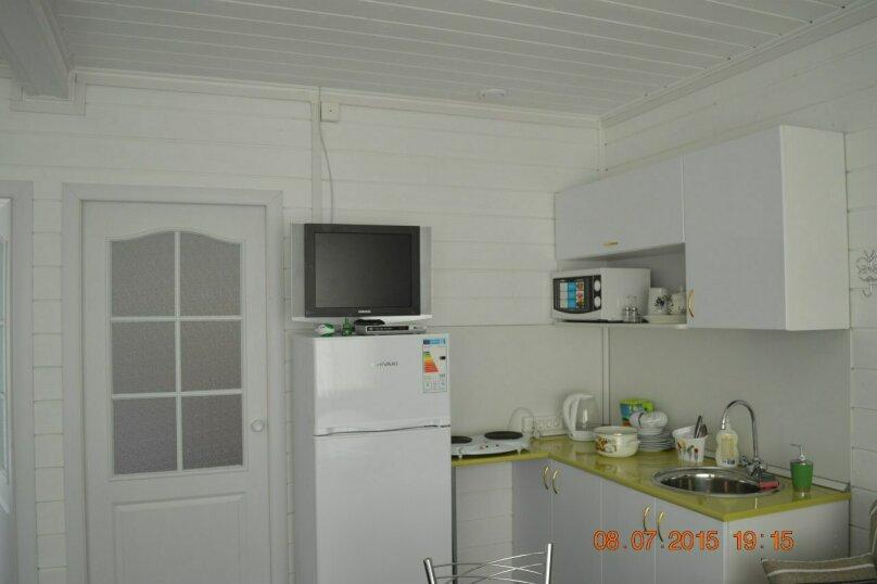 Дом, 40 кв.м. на 4 человека, 2 спальни, Шапнаволок, Солнечная, 1, Петрозаводск - Фотография 11