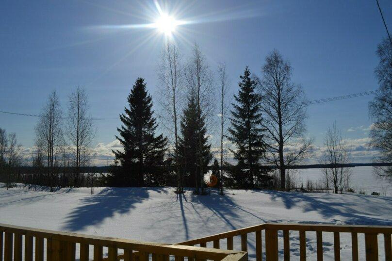 Дом, 40 кв.м. на 4 человека, 2 спальни, Шапнаволок, Солнечная, 1, Петрозаводск - Фотография 13