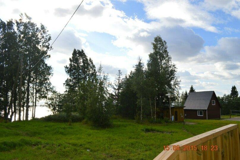 Дом, 40 кв.м. на 4 человека, 2 спальни, Шапнаволок, Солнечная, 1, Петрозаводск - Фотография 14