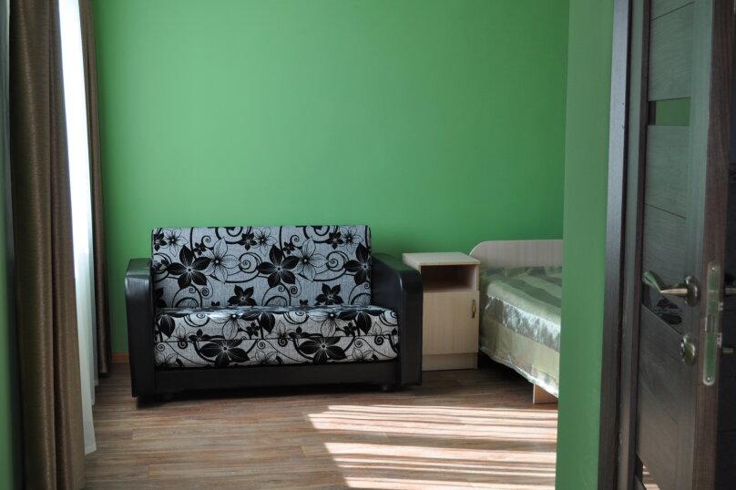 большая комната-студия первый этаж, СТ Риф-2, ул. Людмиды Бобковой, 74а, Севастополь - Фотография 2