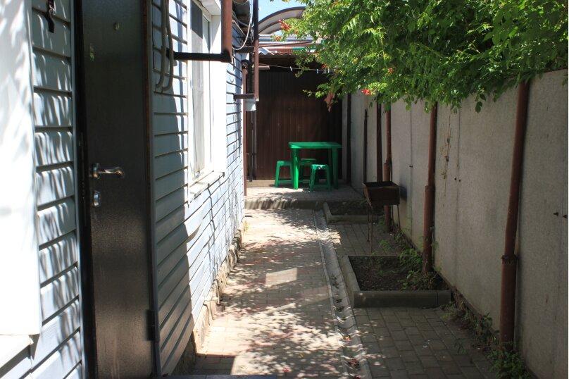Комфортабельный часть дома под ключ около моря, 45 кв.м. на 5 человек, 2 спальни, Краснофлотская улица, 103, Ейск - Фотография 11