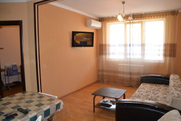 2-комн. квартира, 54 кв.м. на 6 человек, переулок Богдана Хмельницкого, Адлер - Фотография 1