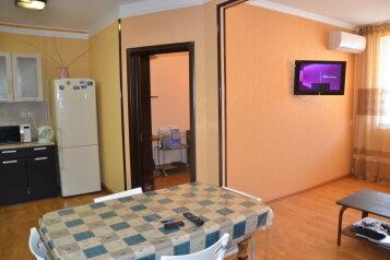2-комн. квартира, 54 кв.м. на 6 человек, переулок Богдана Хмельницкого, Адлер - Фотография 4