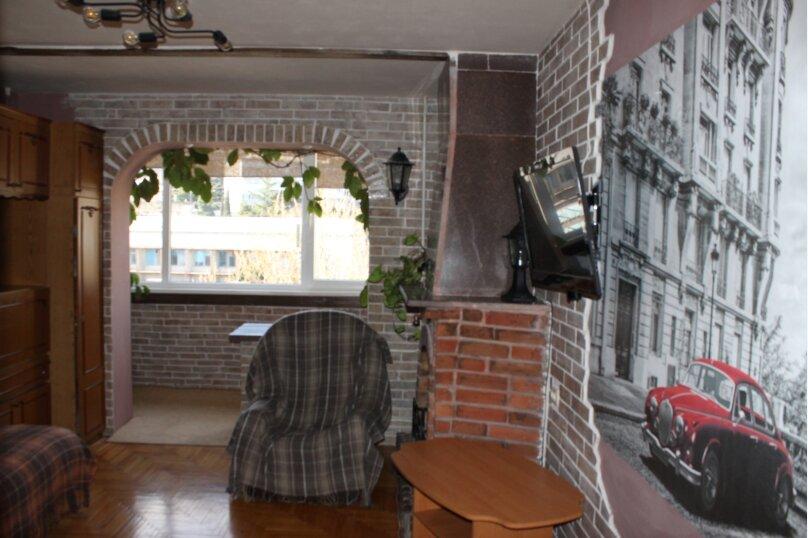 2-комн. квартира, 65 кв.м. на 6 человек, улица Подвойского, 9, Гурзуф - Фотография 11