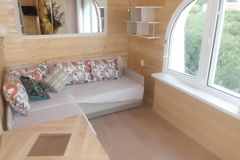 Уютный номер с видовым балконом (ВВ), улица Шулейкина, 18 Б, Кацивели - Фотография 1