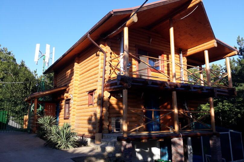 Дом бревенчатый в лесу, у моря, с бассейном., 110 кв.м. на 6 человек, 2 спальни, с\т Гранат, 86А, Туапсе - Фотография 34