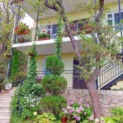 Гостевой дом на 6 человек, 2 спальни, Виткевича , 53, Кацивели - Фотография 1