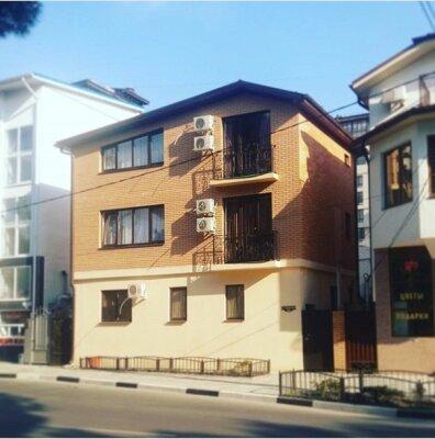 Гостевой дом , Крымская улица, 262 на 2 номера - Фотография 1