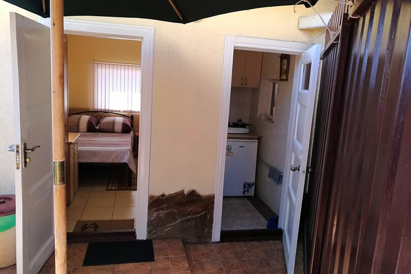 Домик с двориком, 12 кв.м. на 2 человека, 1 спальня, улица Васильченко, 7, Симеиз - Фотография 5