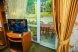 Номер 1- личная зона отдыха, два входа:  Номер, Люкс, 6-местный (4 основных + 2 доп), 2-комнатный - Фотография 60