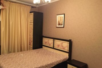 1-комн. квартира, 35 кв.м. на 4 человека, улица Акиртава, 7, Сухум - Фотография 1