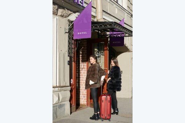 Отель, Лиговский проспект, 29 А на 76 номеров - Фотография 1