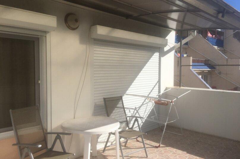 4-комн. квартира, 100 кв.м. на 6 человек, Нагорная улица, 10, Партенит - Фотография 5