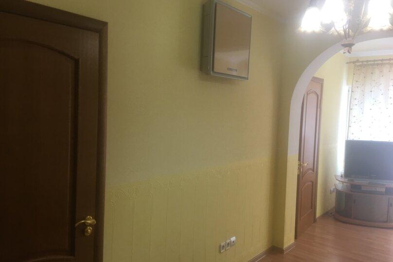4-комн. квартира, 100 кв.м. на 6 человек, Нагорная улица, 10, Партенит - Фотография 8