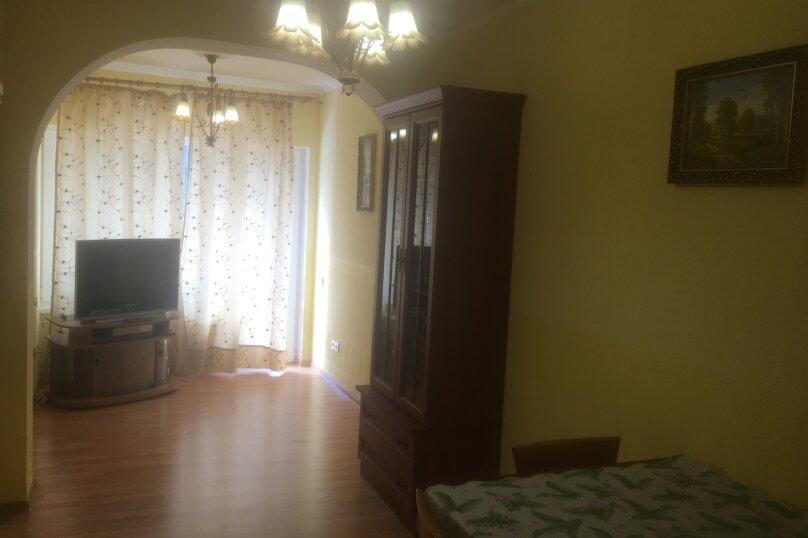 4-комн. квартира, 100 кв.м. на 6 человек, Нагорная улица, 10, Партенит - Фотография 10