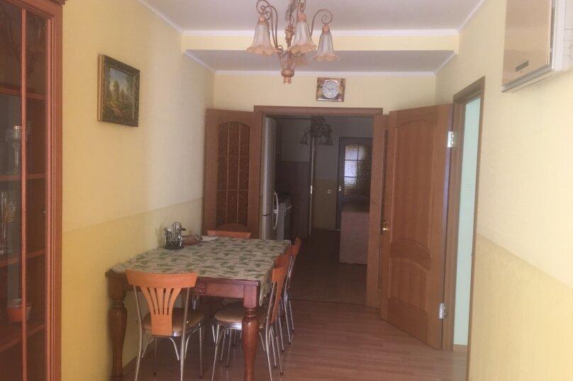 4-комн. квартира, 100 кв.м. на 6 человек, Нагорная улица, 10, Партенит - Фотография 13