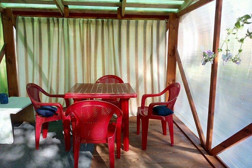 Дом, 25 кв.м. на 4 человека, 1 спальня, Речная улица, 15, посёлок Сяпся - Фотография 5