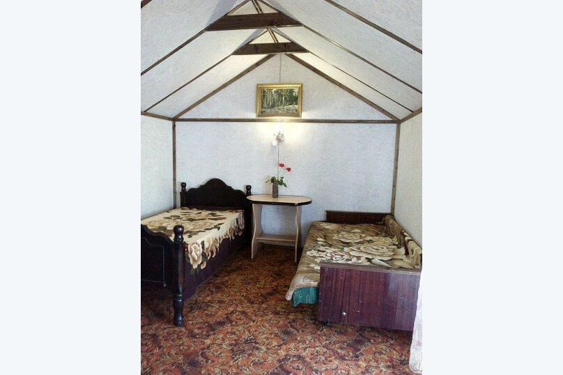 Дом, 25 кв.м. на 4 человека, 1 спальня, Речная улица, 15, посёлок Сяпся - Фотография 8