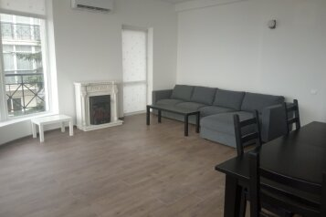 3-комн. квартира, 98 кв.м. на 4 человека, улица Авроры, Ялта - Фотография 4