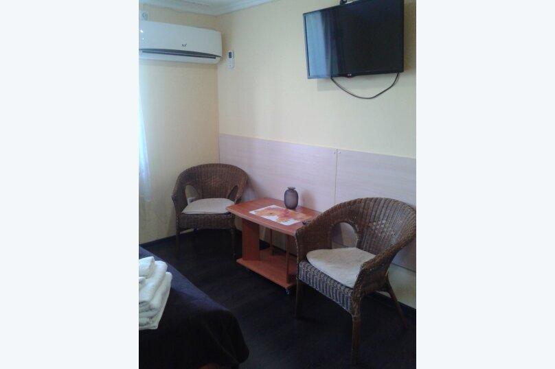2-х мест.  2 кровати.стандартный, Новороссийская, 13, Анапа - Фотография 1