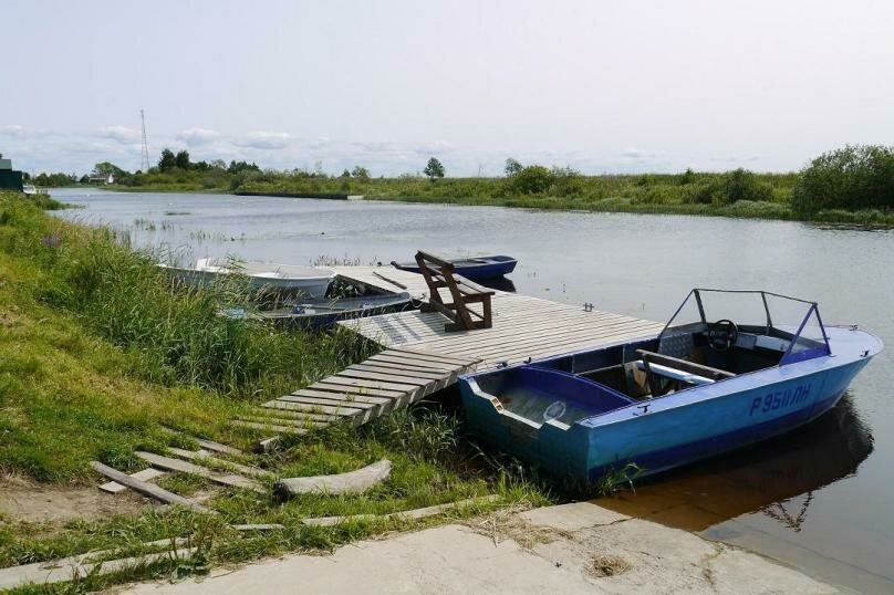 База отдыха в городе Волхвов, пос. Свирица, ул. Кондратьево на 5 номеров - Фотография 2