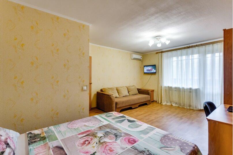 1-комн. квартира, 38 кв.м. на 4 человека, Красноармейская улица, 3А, Ростов-на-Дону - Фотография 2