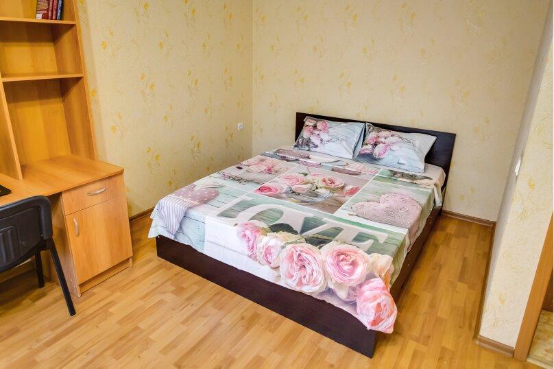 1-комн. квартира, 38 кв.м. на 4 человека, Красноармейская улица, 3А, Ростов-на-Дону - Фотография 1