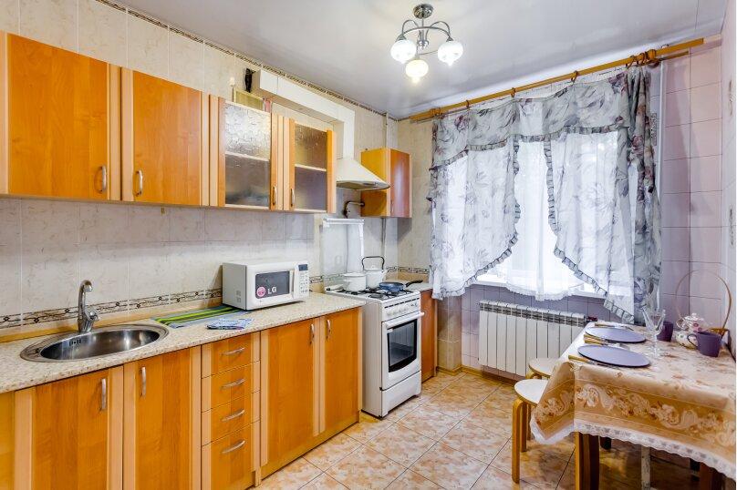 1-комн. квартира, 38 кв.м. на 4 человека, Красноармейская улица, 3А, Ростов-на-Дону - Фотография 6