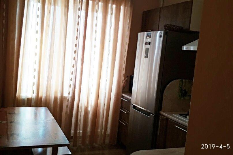 2-комн. квартира, 43 кв.м. на 5 человек, Геленджикская улица, 15, Кабардинка - Фотография 4