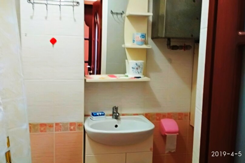 2-комн. квартира, 43 кв.м. на 5 человек, Геленджикская улица, 15, Кабардинка - Фотография 13