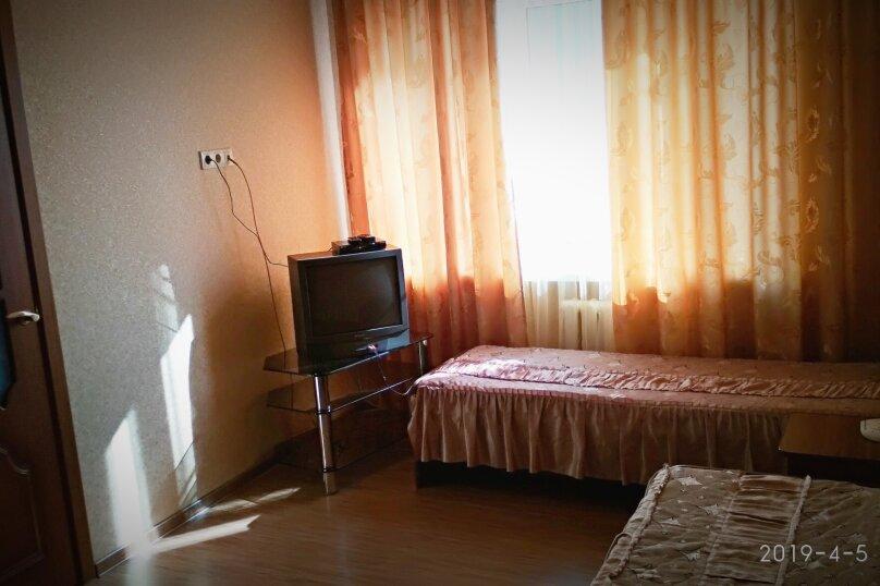 2-комн. квартира, 43 кв.м. на 5 человек, Геленджикская улица, 15, Кабардинка - Фотография 15