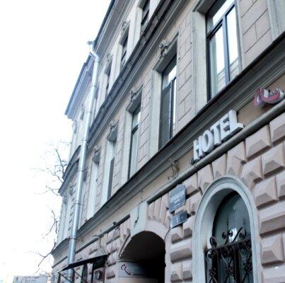 Мини-отель , Орловский переулок, 5 на 8 номеров - Фотография 1