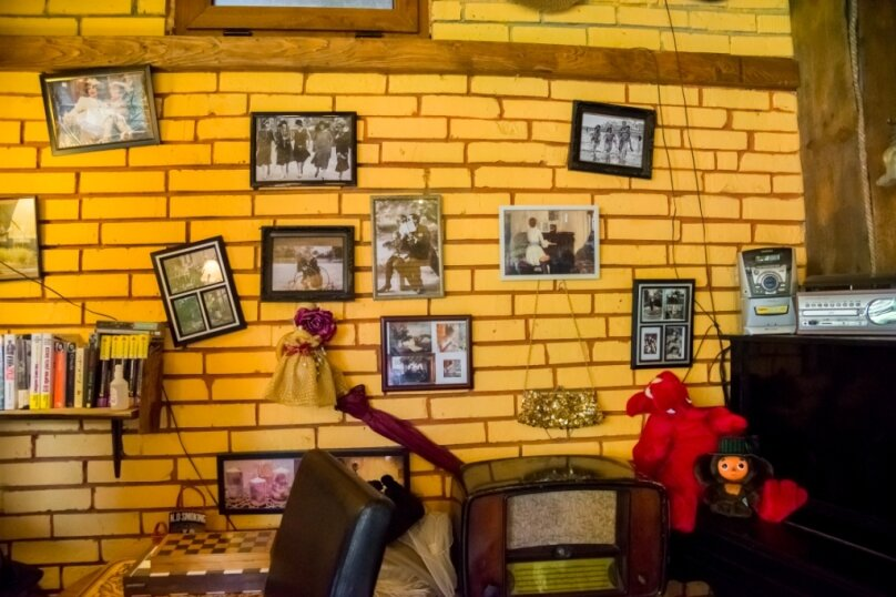 """Бунгало """"Панаехало!"""", улица Людмилы Бобковой, 16/16 на 6 номеров - Фотография 10"""
