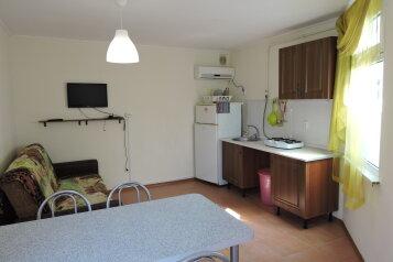 Домик для отдыха в Голубой Бухте, 45 кв.м. на 5 человек, 1 спальня, Борисовский переулок, 5, Геленджик - Фотография 4
