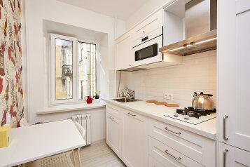 1-комн. квартира, 30 кв.м. на 3 человека, Коломенская улица, 3, Санкт-Петербург - Фотография 4