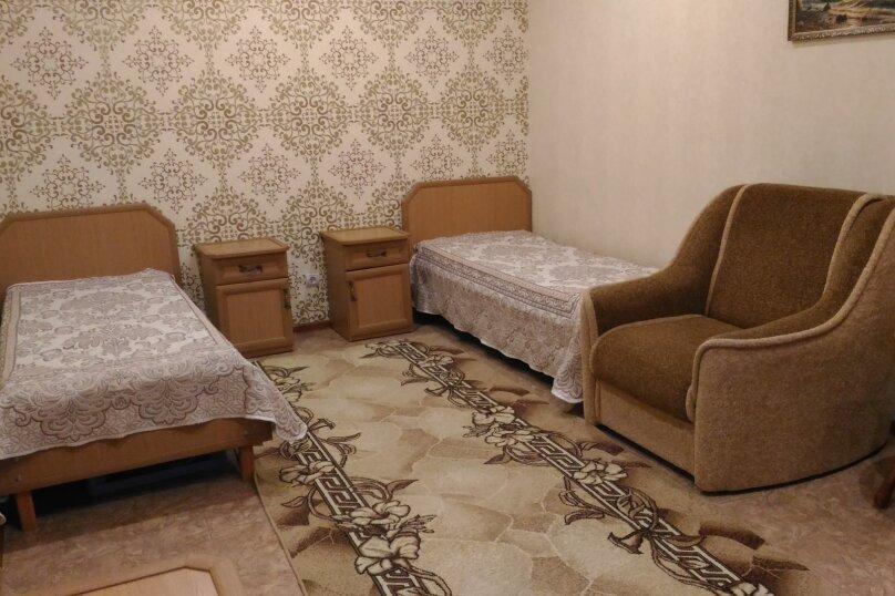 Полулюкс с двумя односпальными кроватями, улица Аллея Дружбы, 7А, Заозерное - Фотография 1