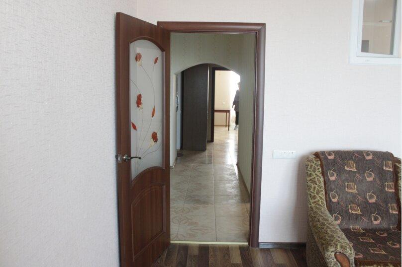 2-комн. квартира, 80 кв.м. на 6 человек, проспект Ленина, 49, Евпатория - Фотография 6